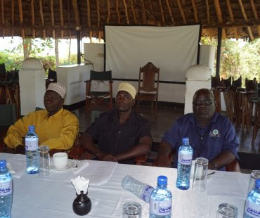 Trade Aid Committee Meet at The Old Boma